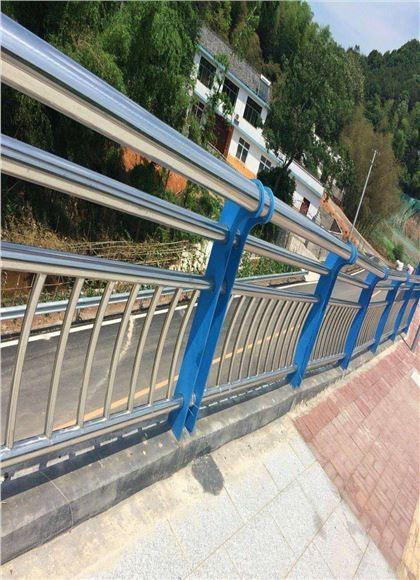 福建省莆田桥梁护栏立柱细节图