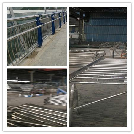 安康桥梁钢板立柱喷塑结实耐用