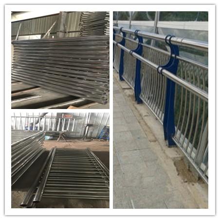 吕梁方矩管防撞护栏产品
