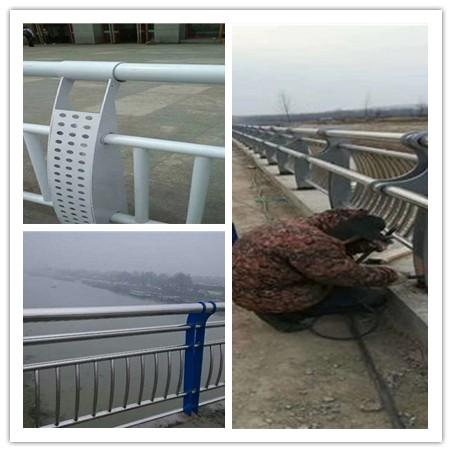 新余桥梁防撞护栏