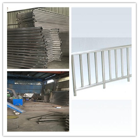 德阳不锈钢复合管护栏精工打造