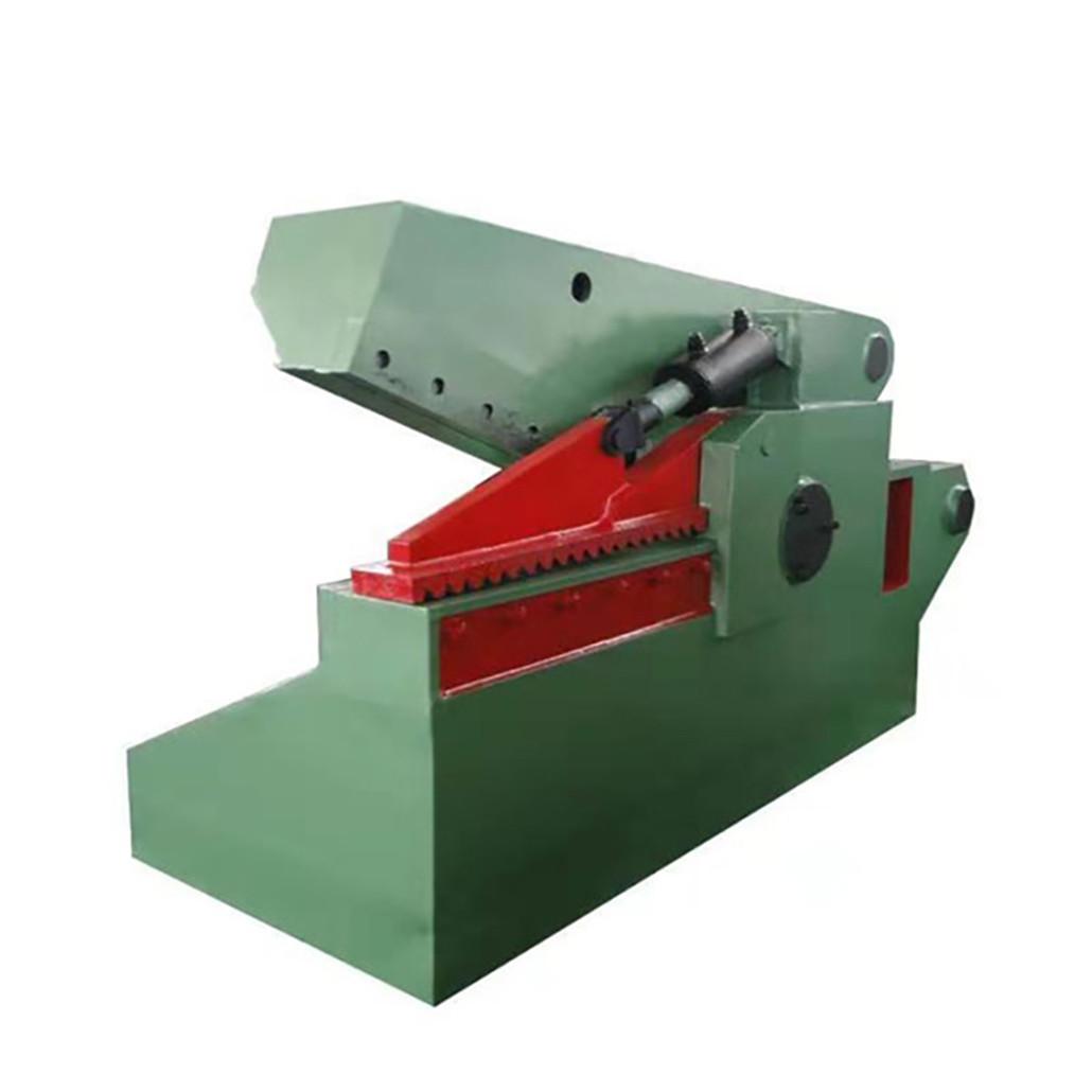 鳄鱼液压剪铁机不运作什么原因改装德州