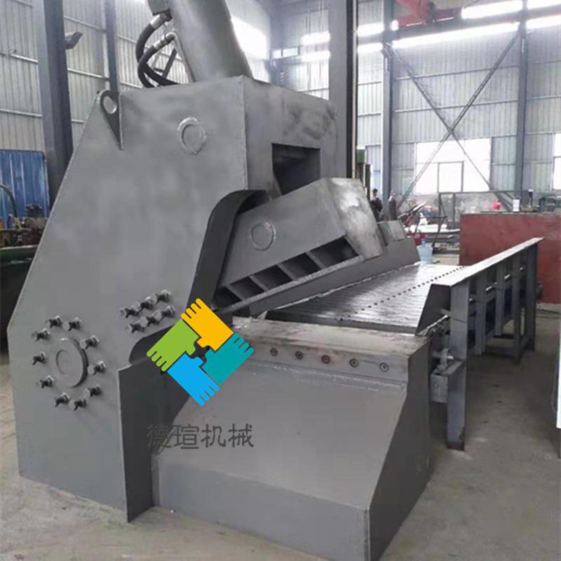 安徽省大型废钢剪铁机大型废钢剪铁机厂家