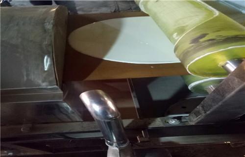 池州自动折叠凉皮机
