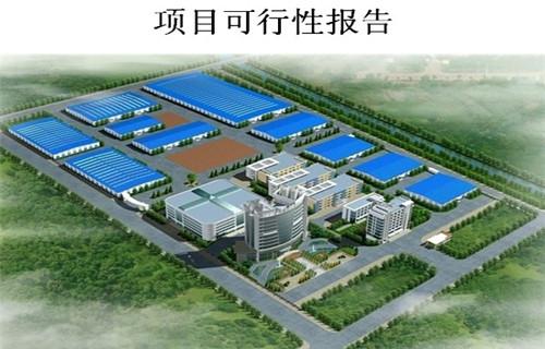 新闻:编订吴桥项目可行性研究报告格式