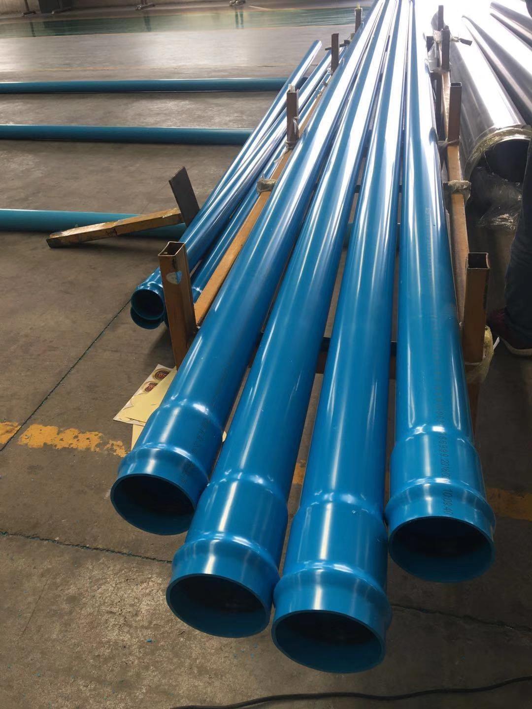 安康平利PVC管材给水管DN355*1