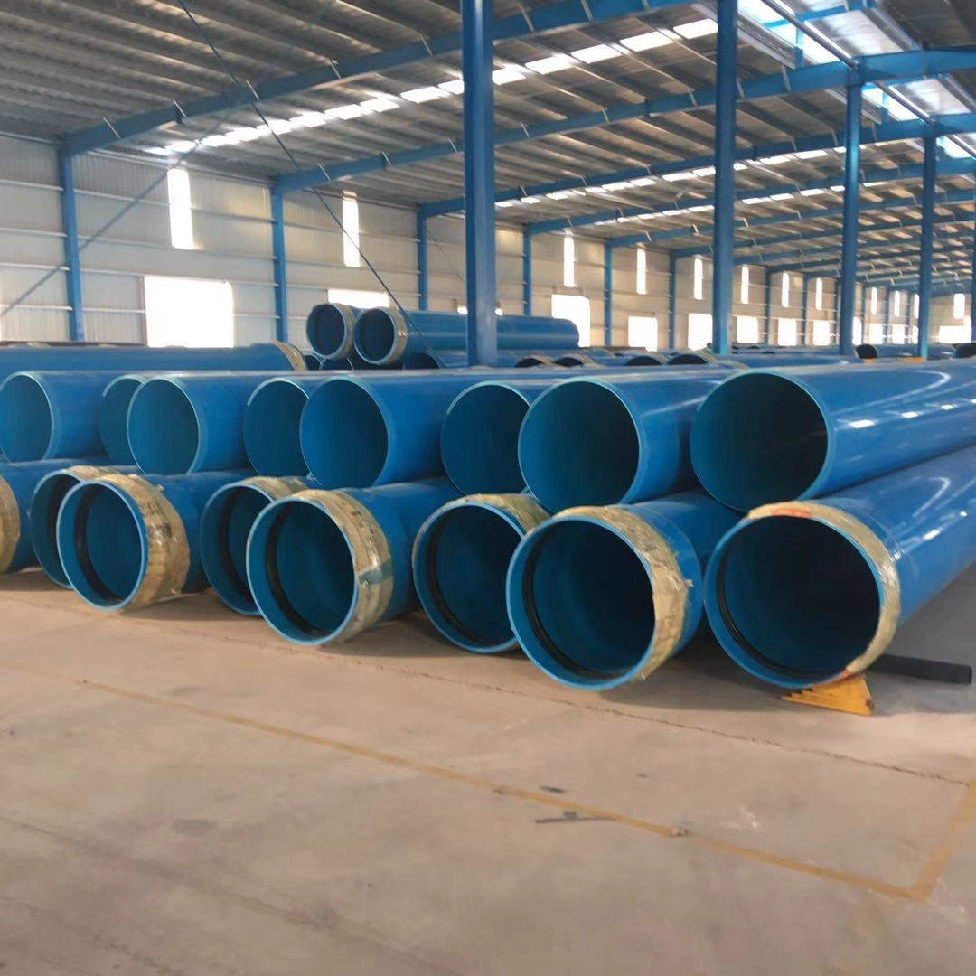 日喀则白朗PVC管材给水管DN250*