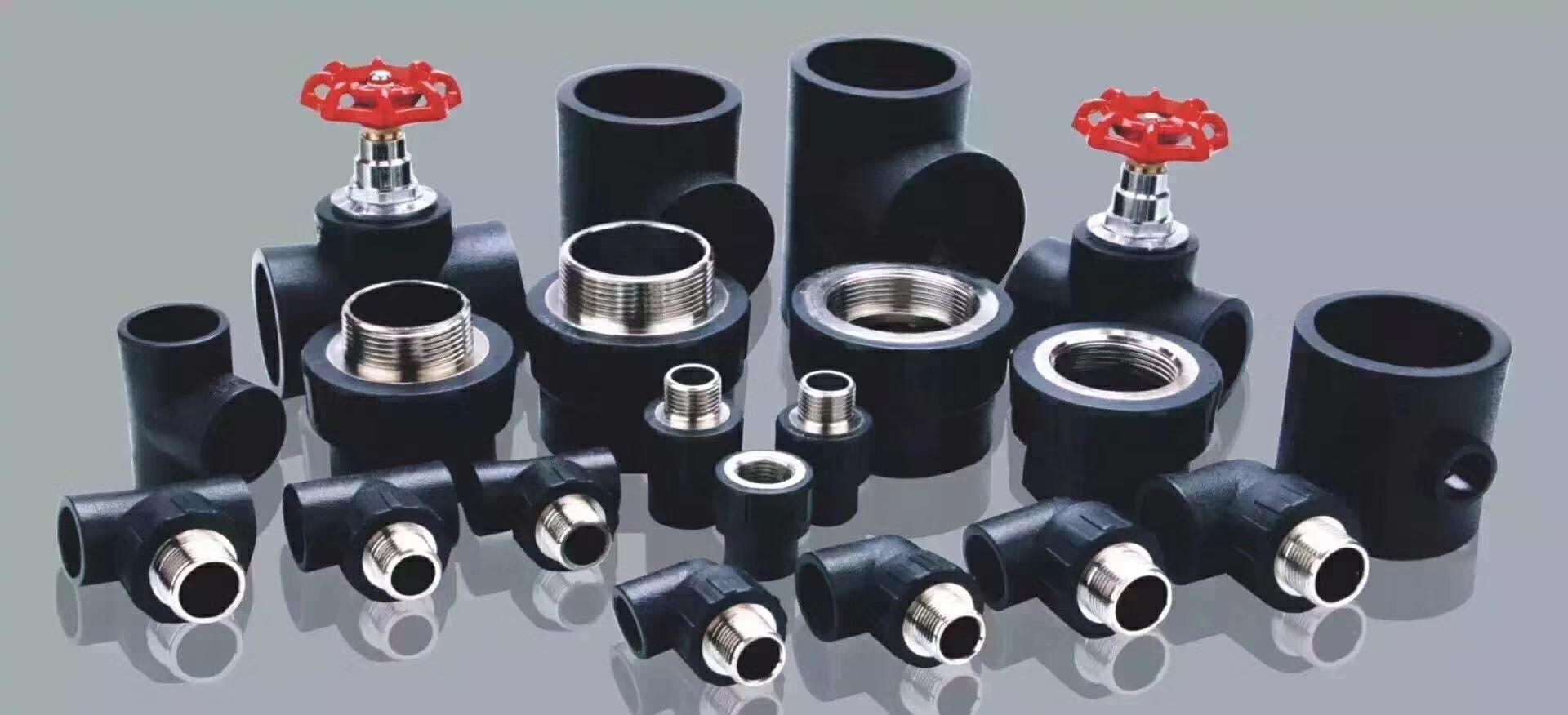 安康白河PVC管材给水管DN500*1