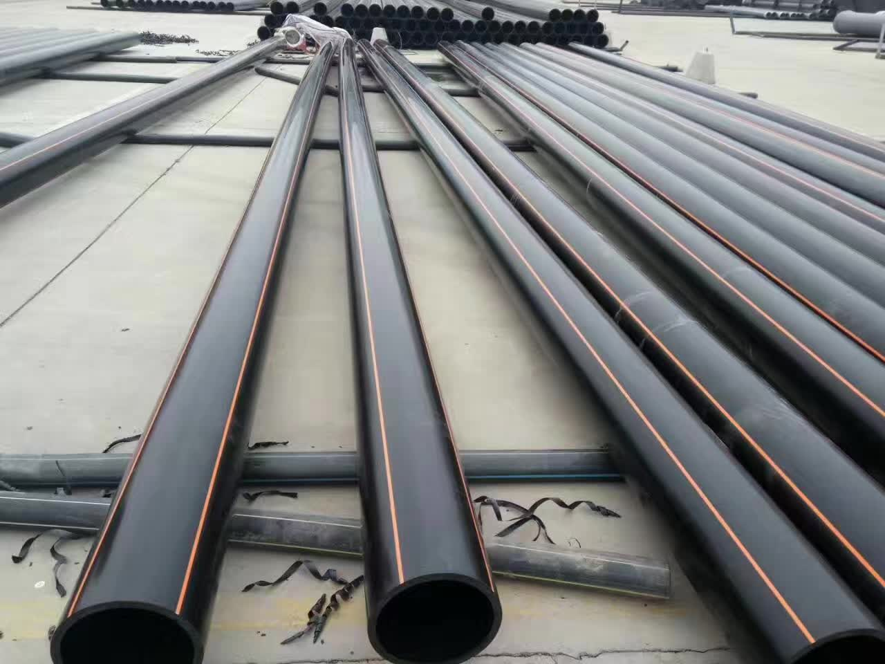 沧州南皮PVC管材给水管DN