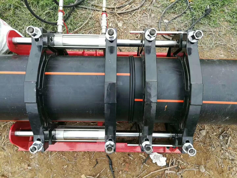 怀化辰溪PVC管材给水管DN450*1