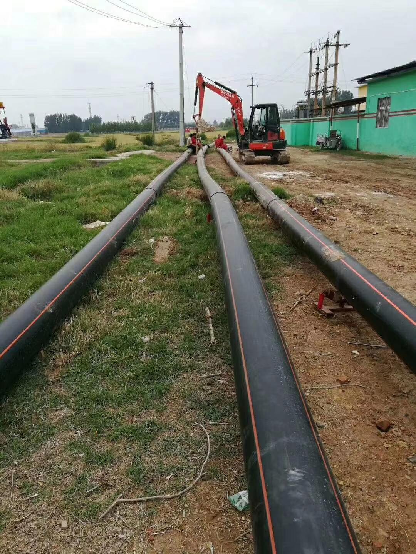 安康旬阳PVC管材给水管DN450*1