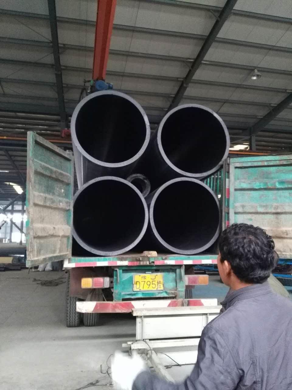 沧州海兴PVC管材给水管DN500*1