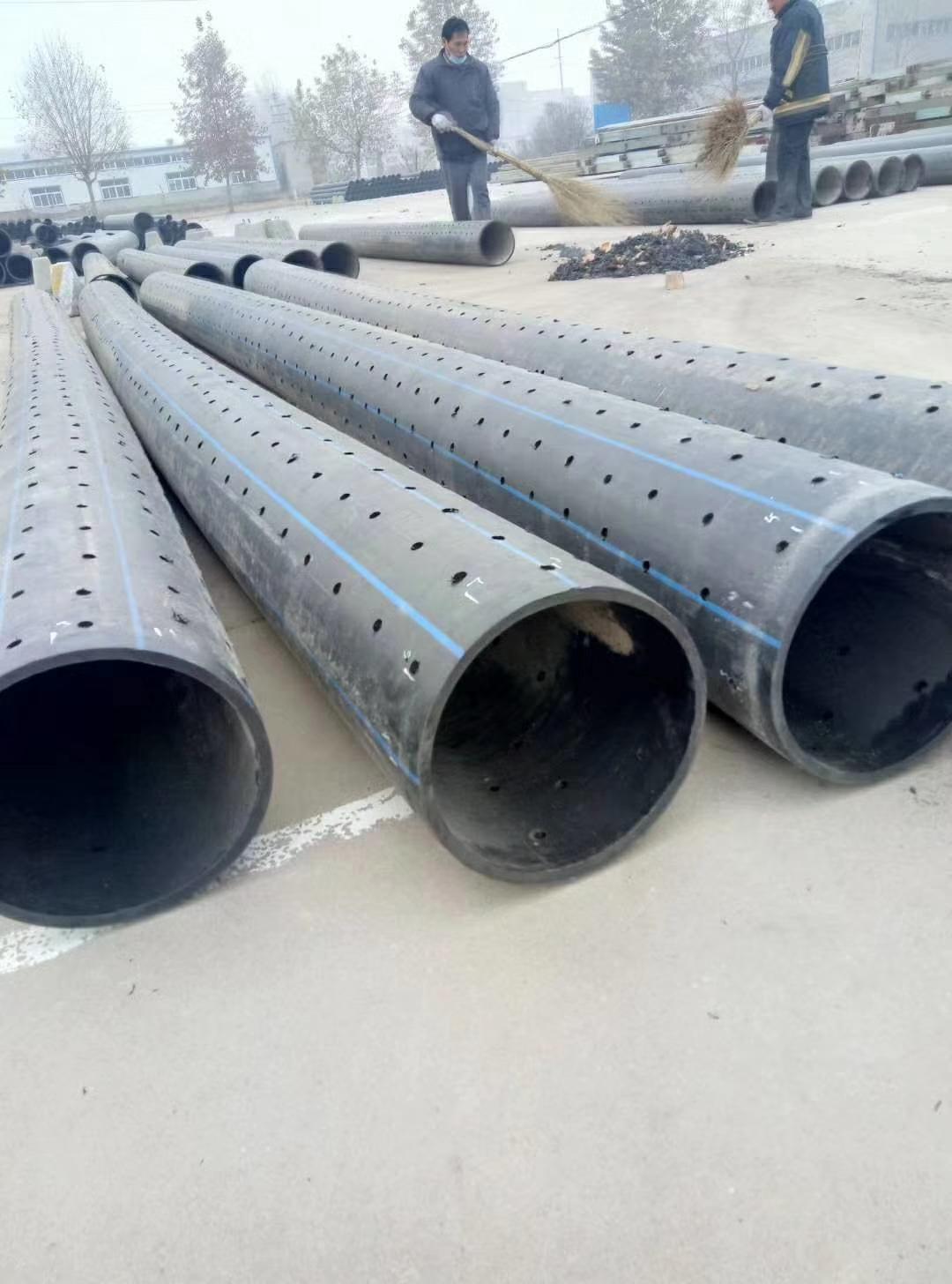 沧州肃宁PVC管材给水管DN630*3