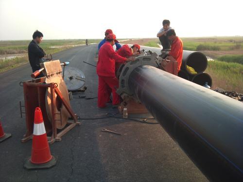 东营大口径PE管材品质保证