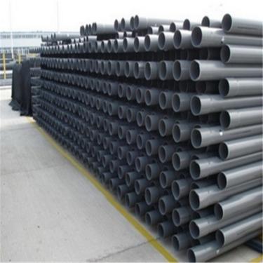 安徽PVC-U管材供水用DN75*