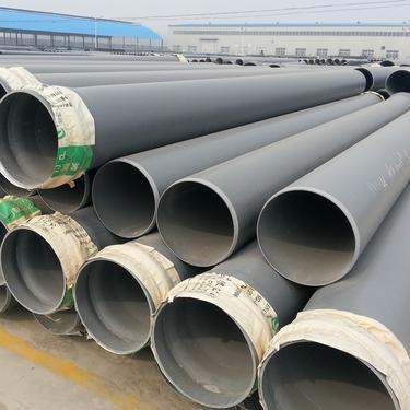 池州市PVC-U管材供水用DN160*6.2