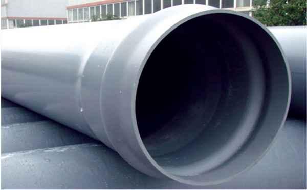 安徽PVC-U管材供水用DN140*