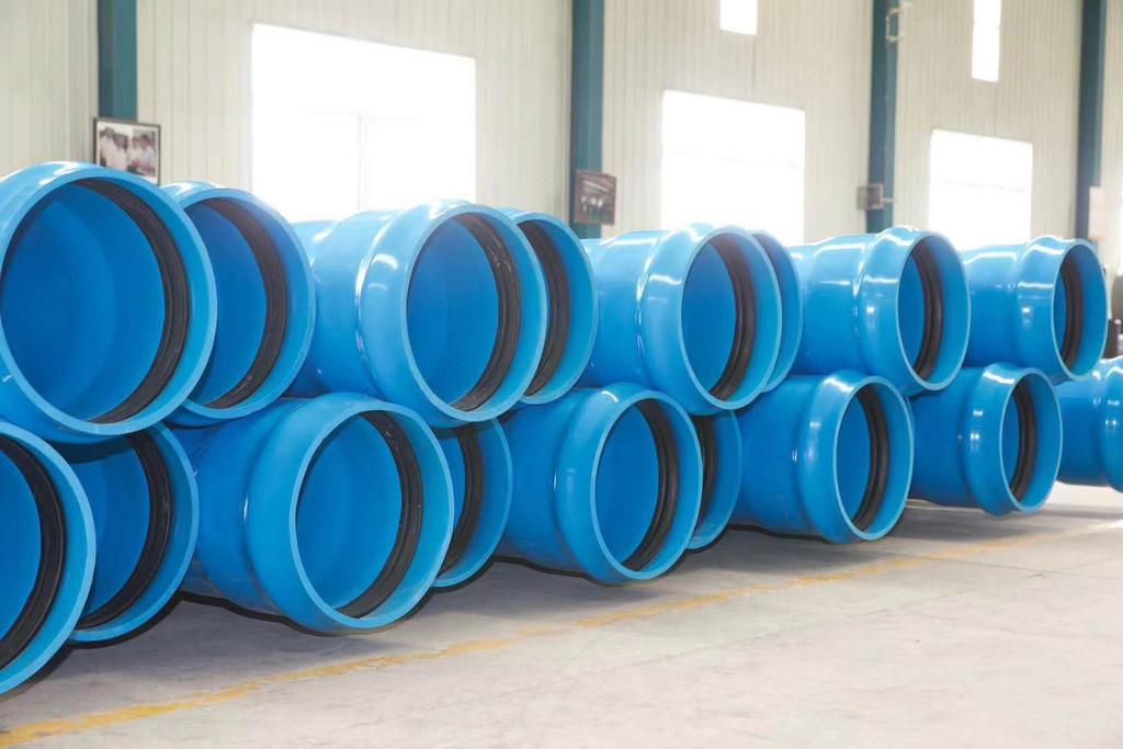 日喀则仲巴PVC-M管材供水用DN40*