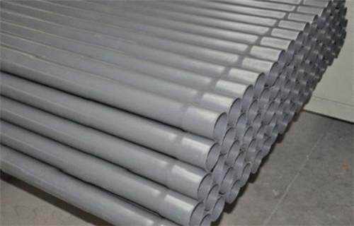 福建福安PVC-M给水管材保证质量