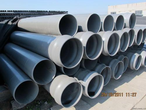 安康汉滨PVC-M管材供水用DN450*1