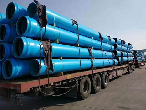 沧州河间PVC-M管材供水用DN