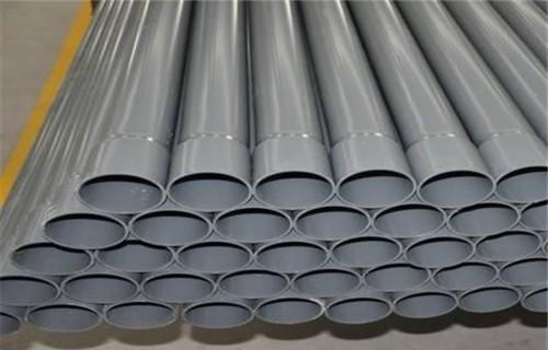 内江资中PVC-M管材供水用DN225*8.6