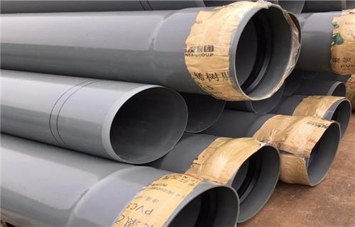 安康PVC-M管材供水用DN400*1