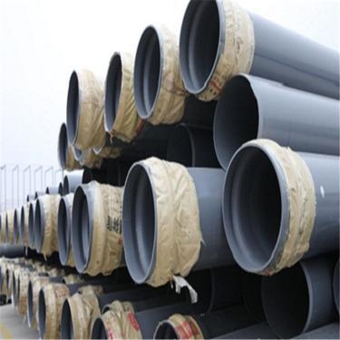 内江PVC-M管材供水用DN180*8.6