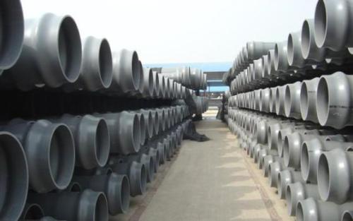 沧州肃宁PVC-M管材供水用DN315*
