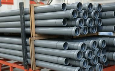 安康白河PVC-M管材供水用DN63*