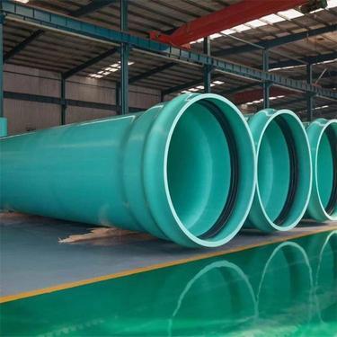 安康宁陕PVC-M管材供水用DN630*3
