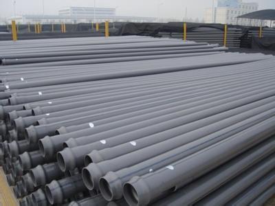 池州青阳PVC-M管材供水用DN63*