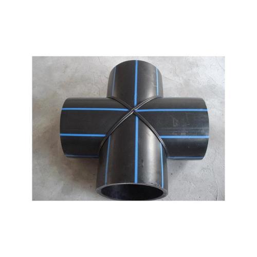 黔西南大口径PE三通管件电熔燃气管件
