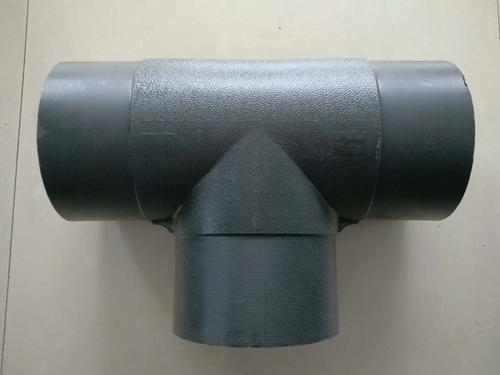 东营大口径PE三通管件电熔燃气管件