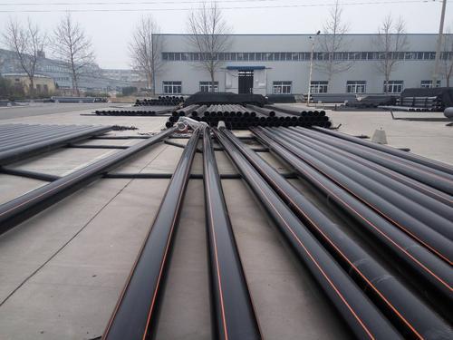 安徽省PE燃气管厂家直销DN180*6.9mm 0.4Mpa