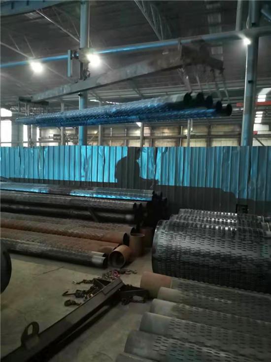 通辽优质供应桥式井壁管 圆孔滤水钢管螺旋降水管 价格优惠