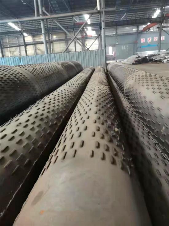恩施现货供应桥式井壁管 圆孔滤水钢管螺旋降水管 价格优惠