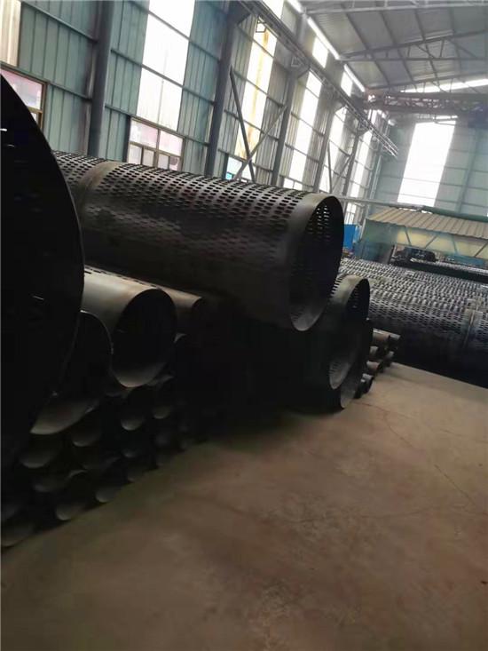 秦皇岛优质供应地笼滤水管 降水钢管螺旋降水管 价格优惠