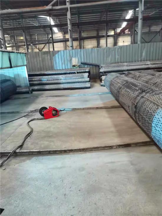 靖江优质供应地笼滤水管 降水钢管井壁钢管厂家直发