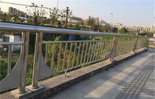 黄冈不锈钢景观护栏