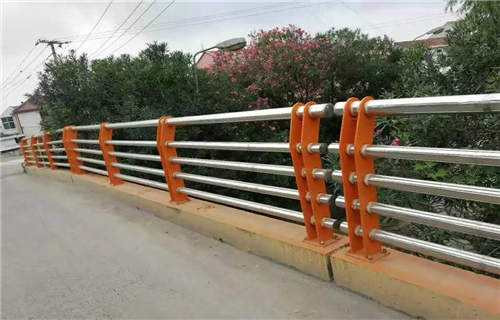 日喀则河道护栏
