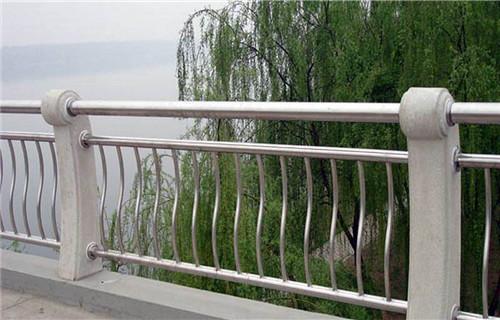 安徽不锈钢景观护栏生产厂家