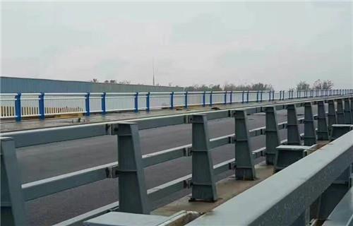 池州不锈钢河道护栏