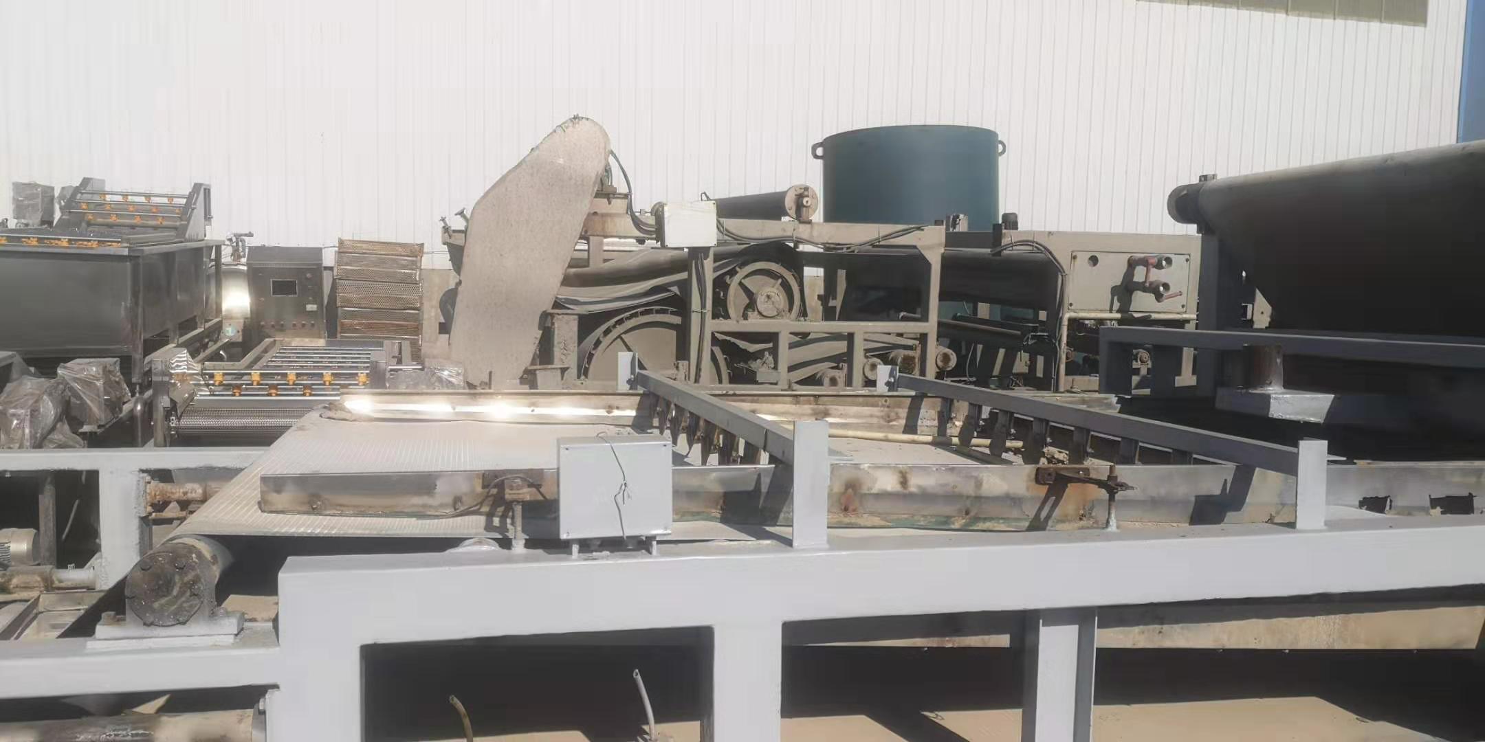 陕西延安子长出售30台1.5米X5米带式压滤机购销