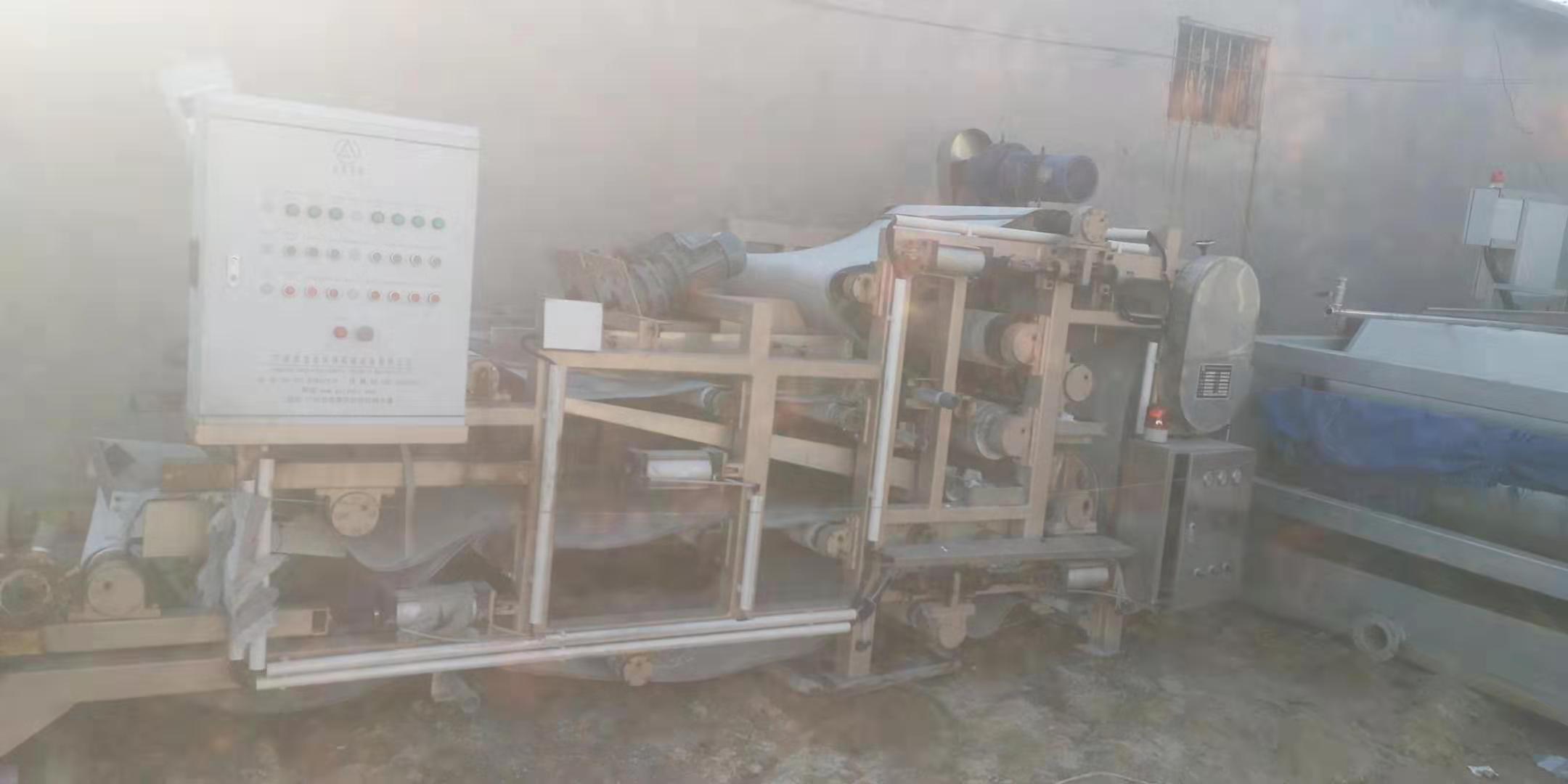 陕西咸阳礼泉出售30台2.5米X5米带式压滤机购销