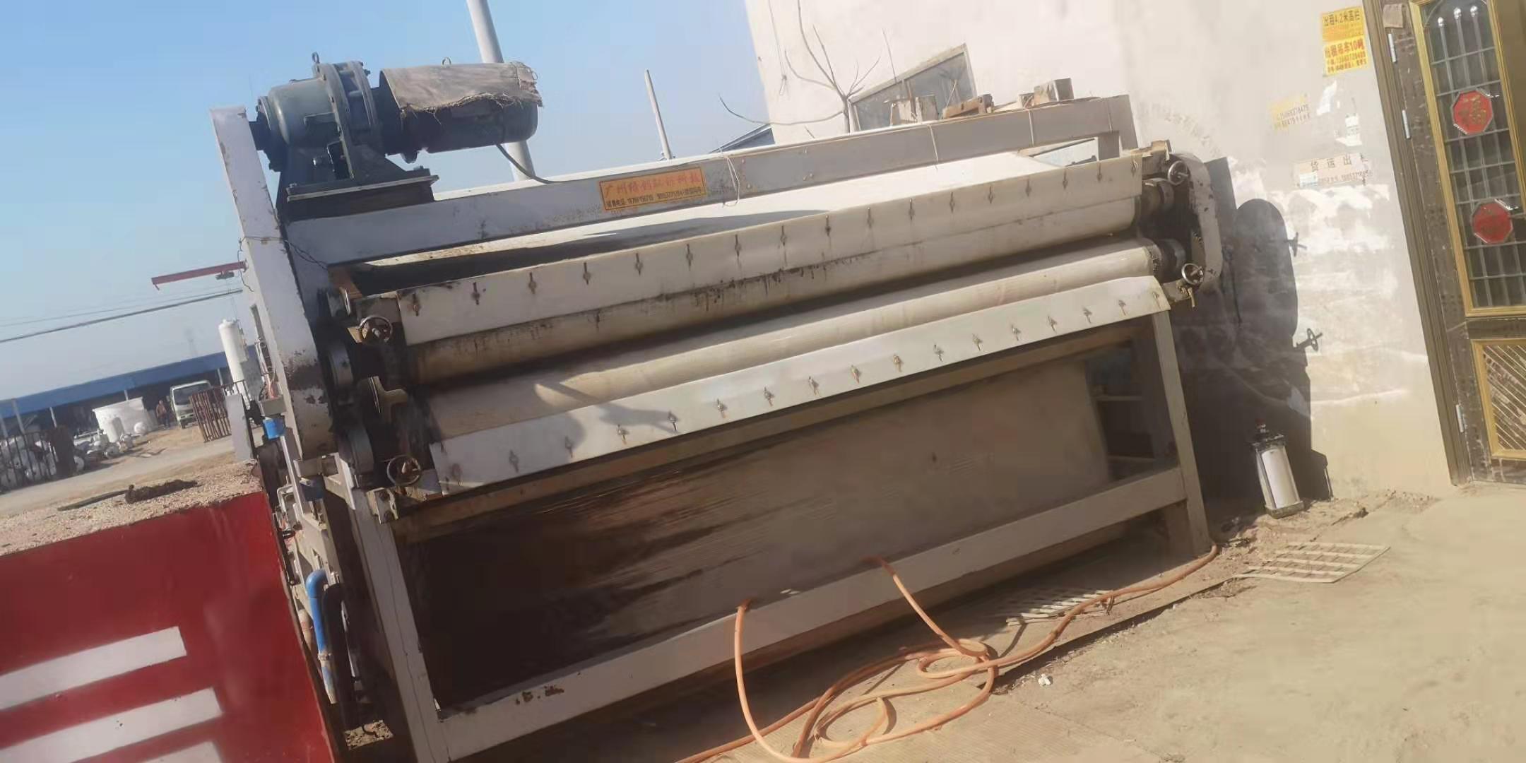 陕西咸阳淳化求购30台1.5米X5米带式压滤机购销