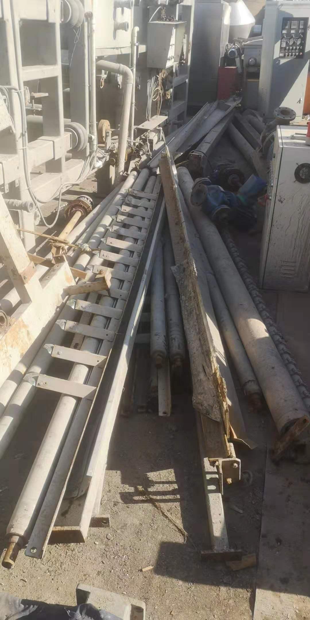 东营厂家高价求购带宽1.5米长5米带式污泥脱水机大量