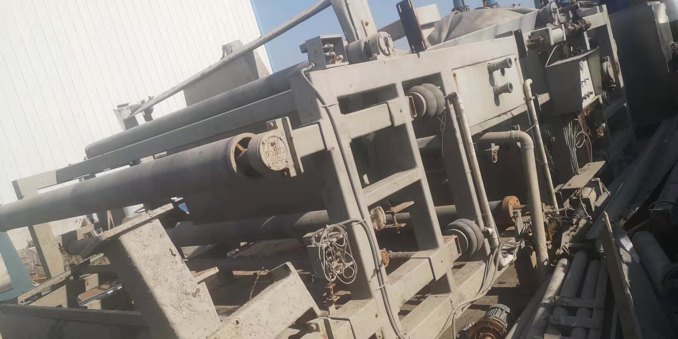 陕西延安延川求购30台1米X5米带式压滤机购销