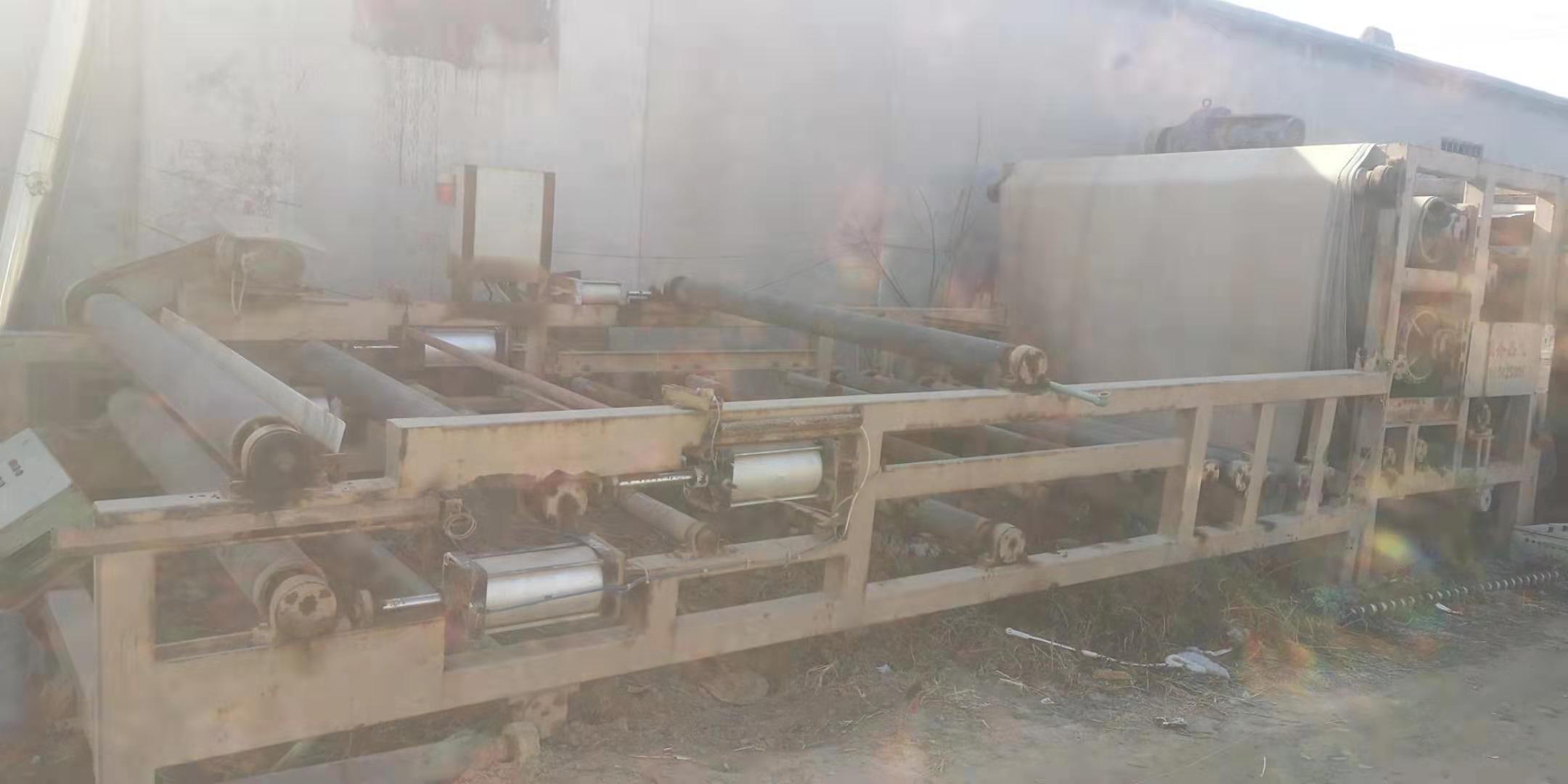 陕西咸阳乾县求购30台2米X5米带式压滤机购销