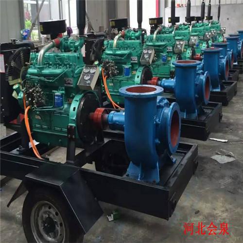 内江500HW-6卧式混流泵@一体化泵站生产厂家使用视频